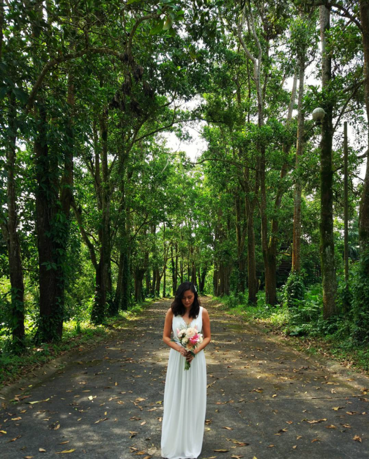 Simple DIY Tagaytay Wedding