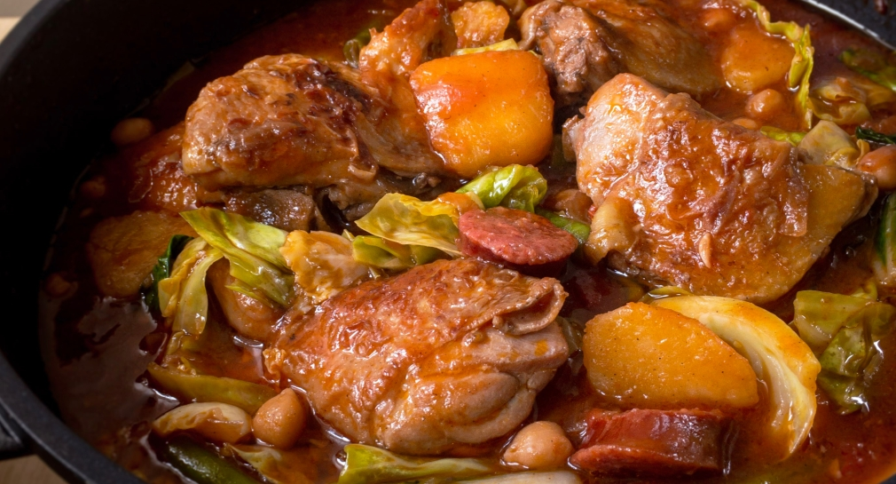 Chicken Pochero Recipe - Filipino-Spanish Dish - HeyMissLisp.com