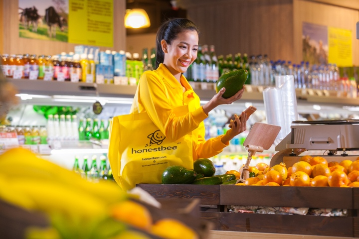 Honestbee Grocery Delivery Review