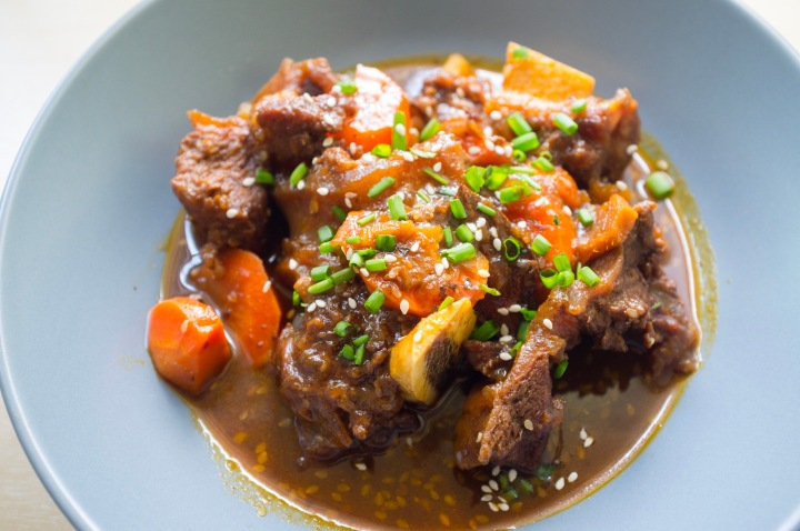 My Filipino-Style Korean Beef Stew